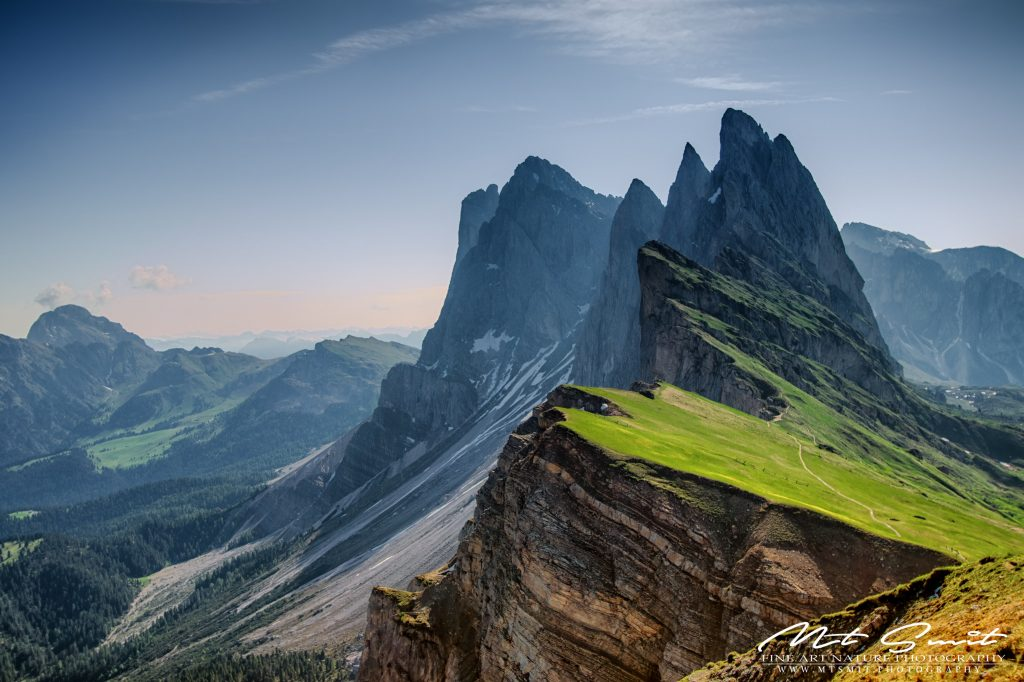 THE MIGHTY DOLOMITES