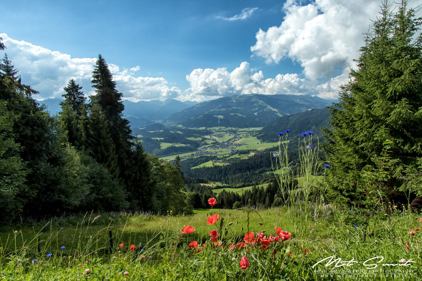 MOUNTAIN VIEW FROM ASTBERG