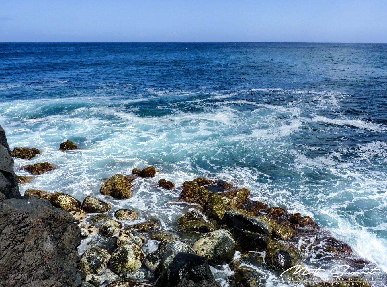 ROCKS TAKEN BY THE SEA